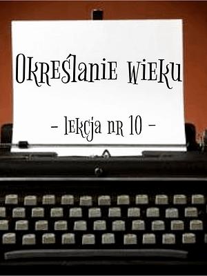 10 Lekcja określanie wieku po rosyjsku