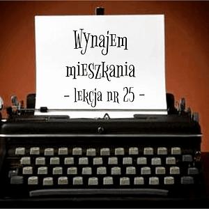 25 Lekcja wynajem mieszkania po rosyjsku