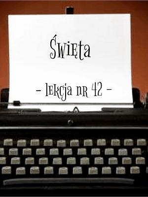 42 Lekcja święta po rosyjsku