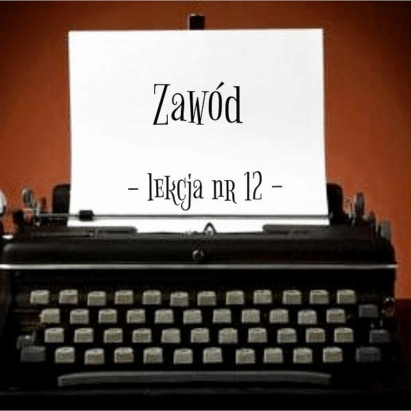 12 Lekcja zawód po rosyjsku