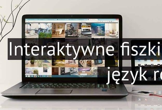 interaktywne fiszki język rosyjski cut