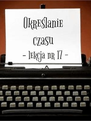 17 Lekcja określanie czasu po rosyjsku