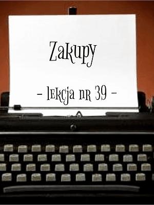 39 Lekcja zakupy po rosyjsku